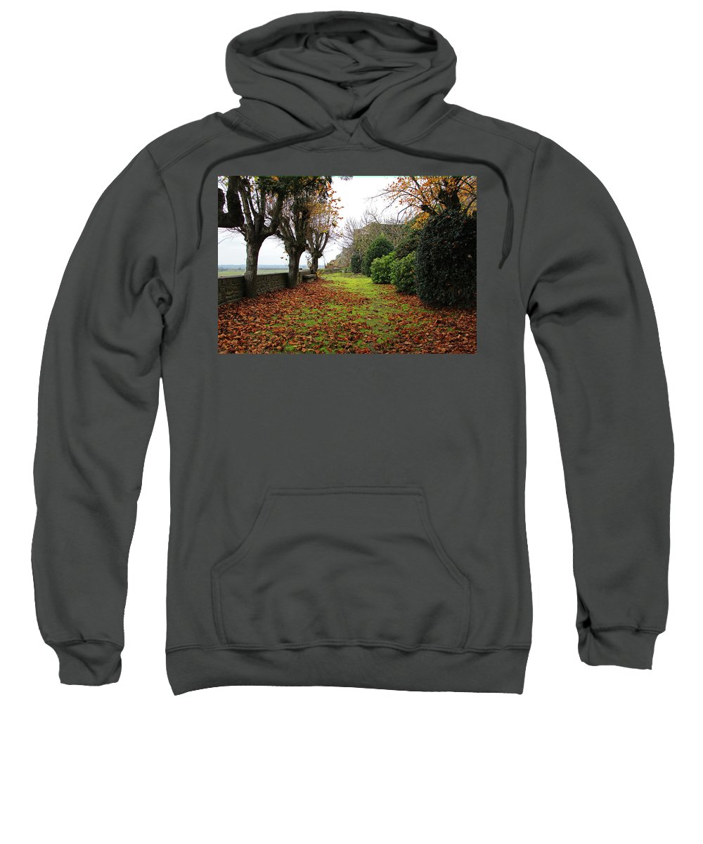 Normandy Sweatshirt featuring the photograph Normandy by Sierra Vance