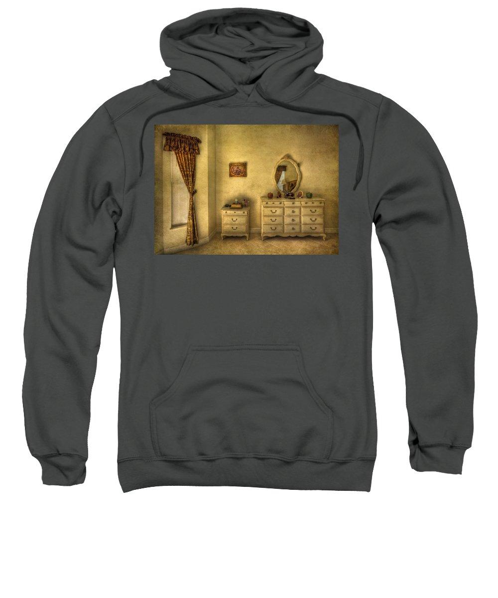 Room Sweatshirt featuring the photograph Nostalgic Harmonies by Evelina Kremsdorf