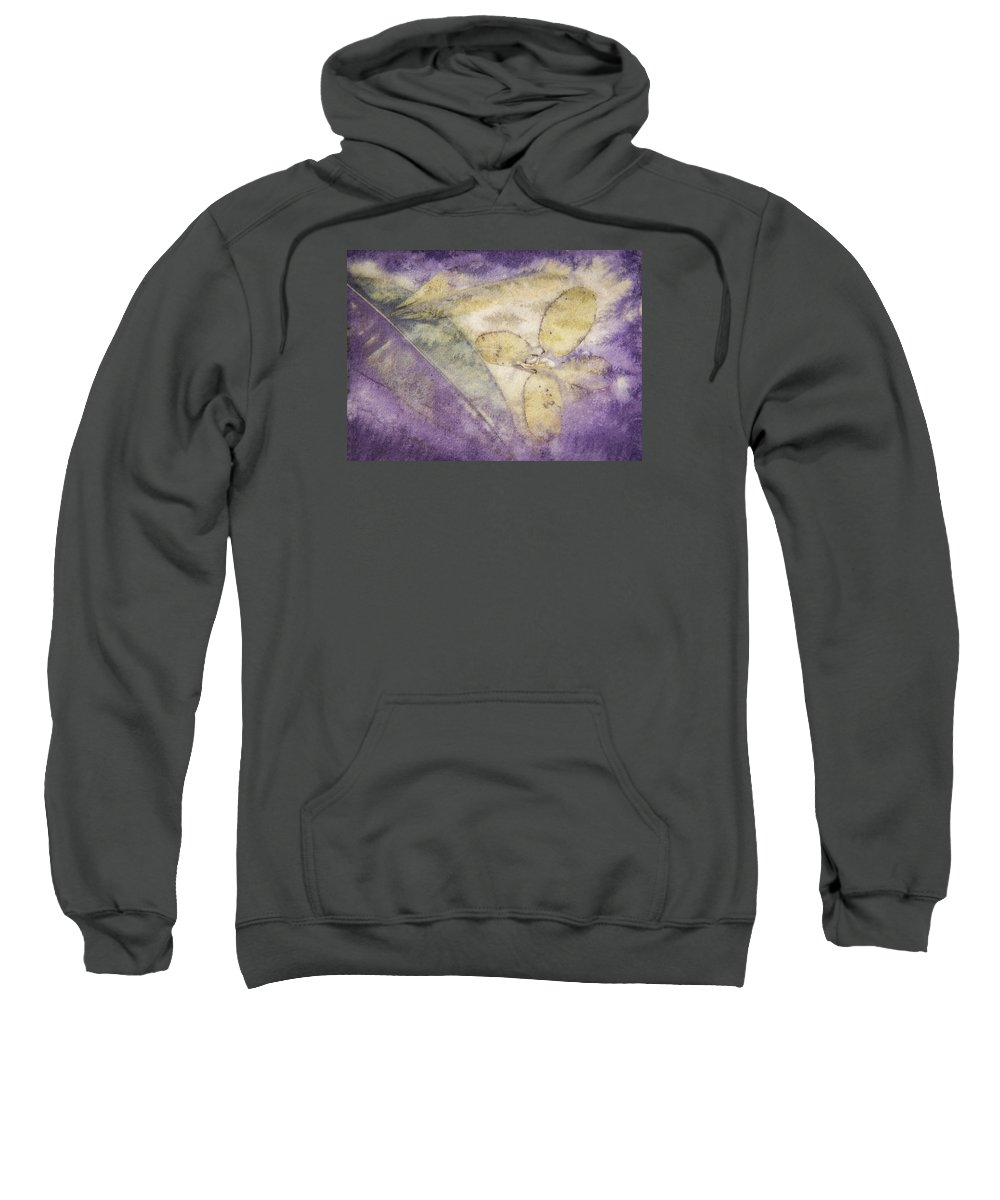 Jan Sweatshirt featuring the photograph Number 33 by Jan Durham