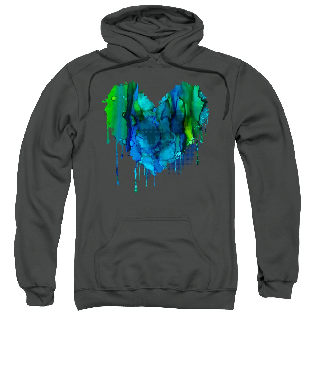 Waterscape Paintings Hooded Sweatshirts T-Shirts