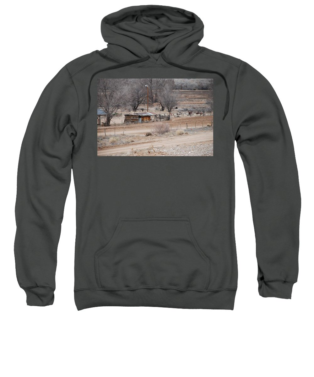 House Sweatshirt featuring the photograph Old Ranch House by Rob Hans