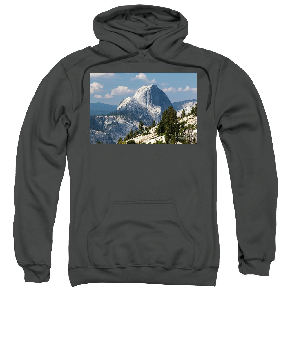 Olmsted Point Sweatshirt featuring the photograph Olmsted Point by Vincent Bonafede