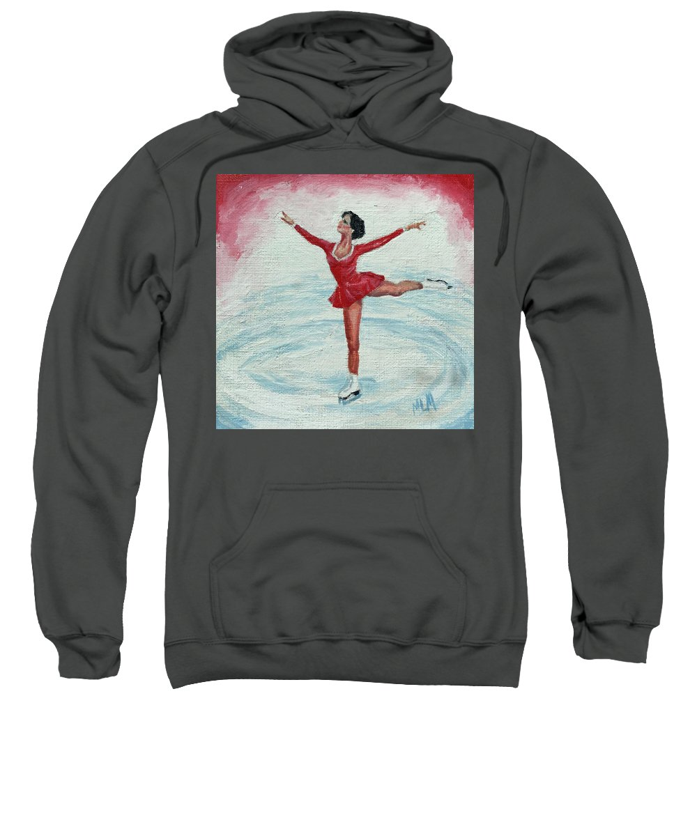 Olympic Figure Skating Sweatshirts