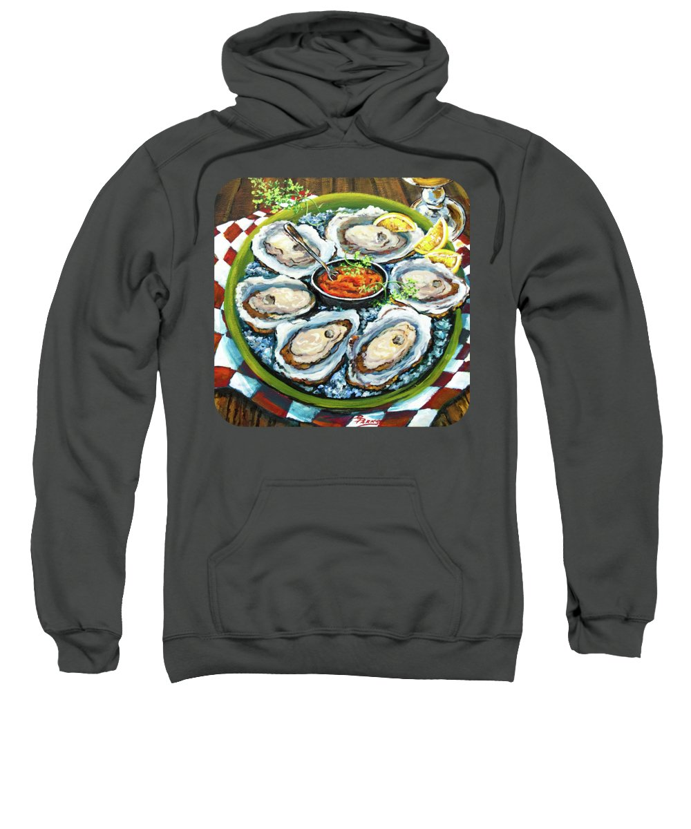 Impressionism Hooded Sweatshirts T-Shirts