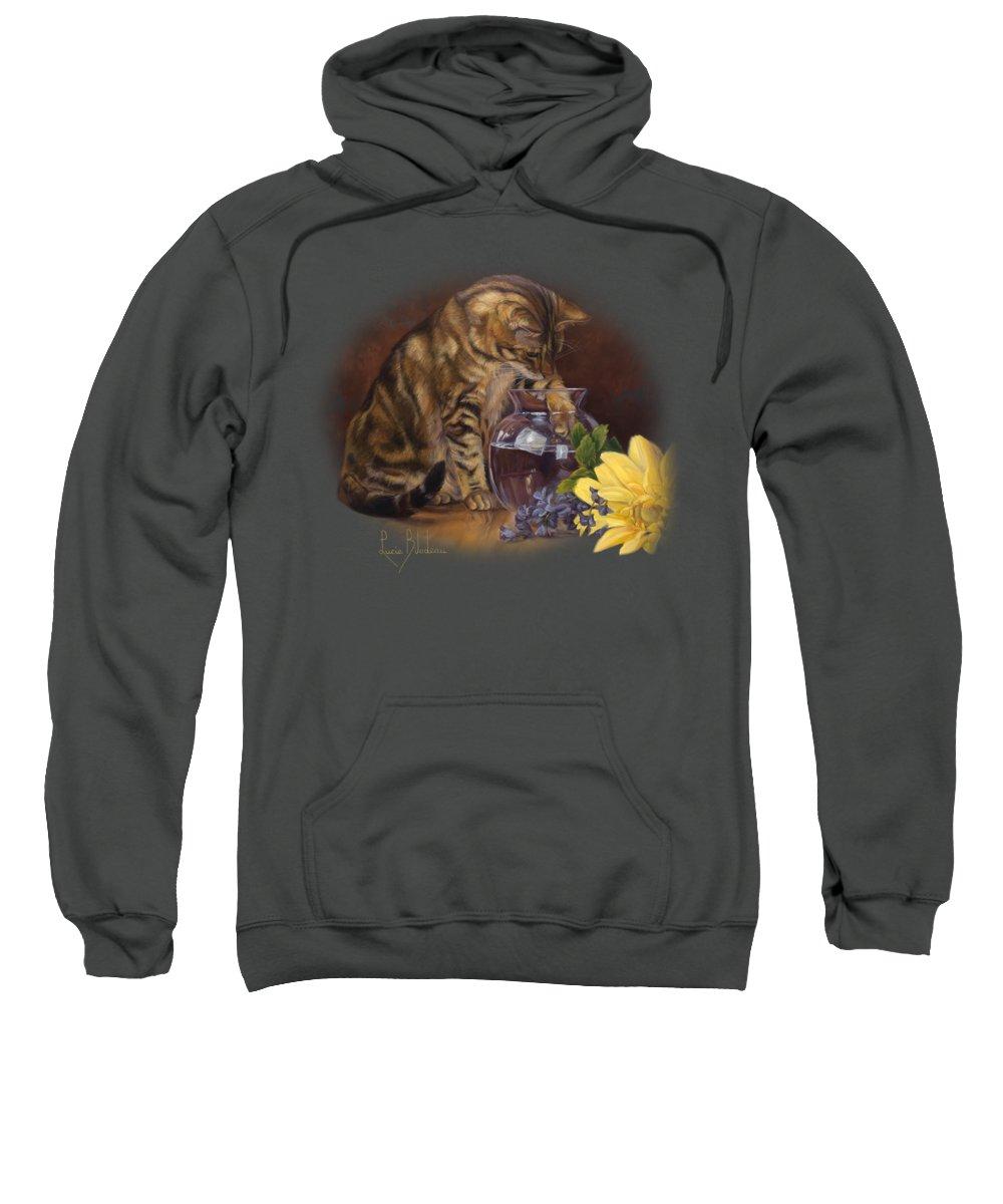 Yellow Flowers Sweatshirts
