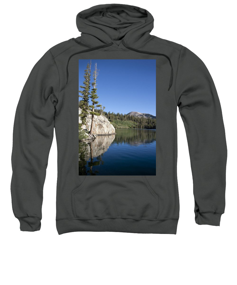 Water Sweatshirt featuring the photograph Peaceful by Kelley King
