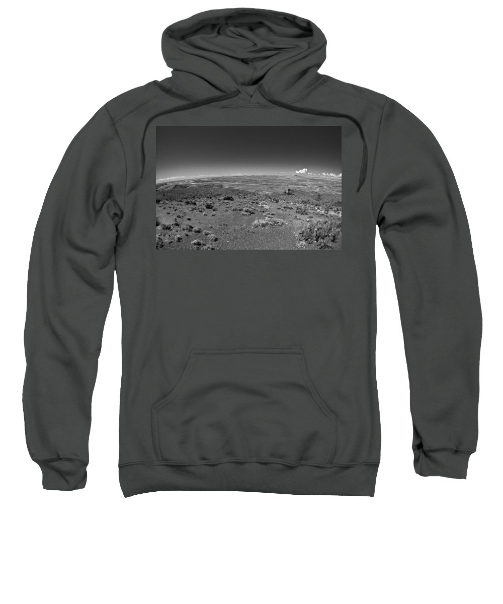 Petrified Forest Sweatshirt featuring the photograph Petrified Forest National Park by Robert J Caputo