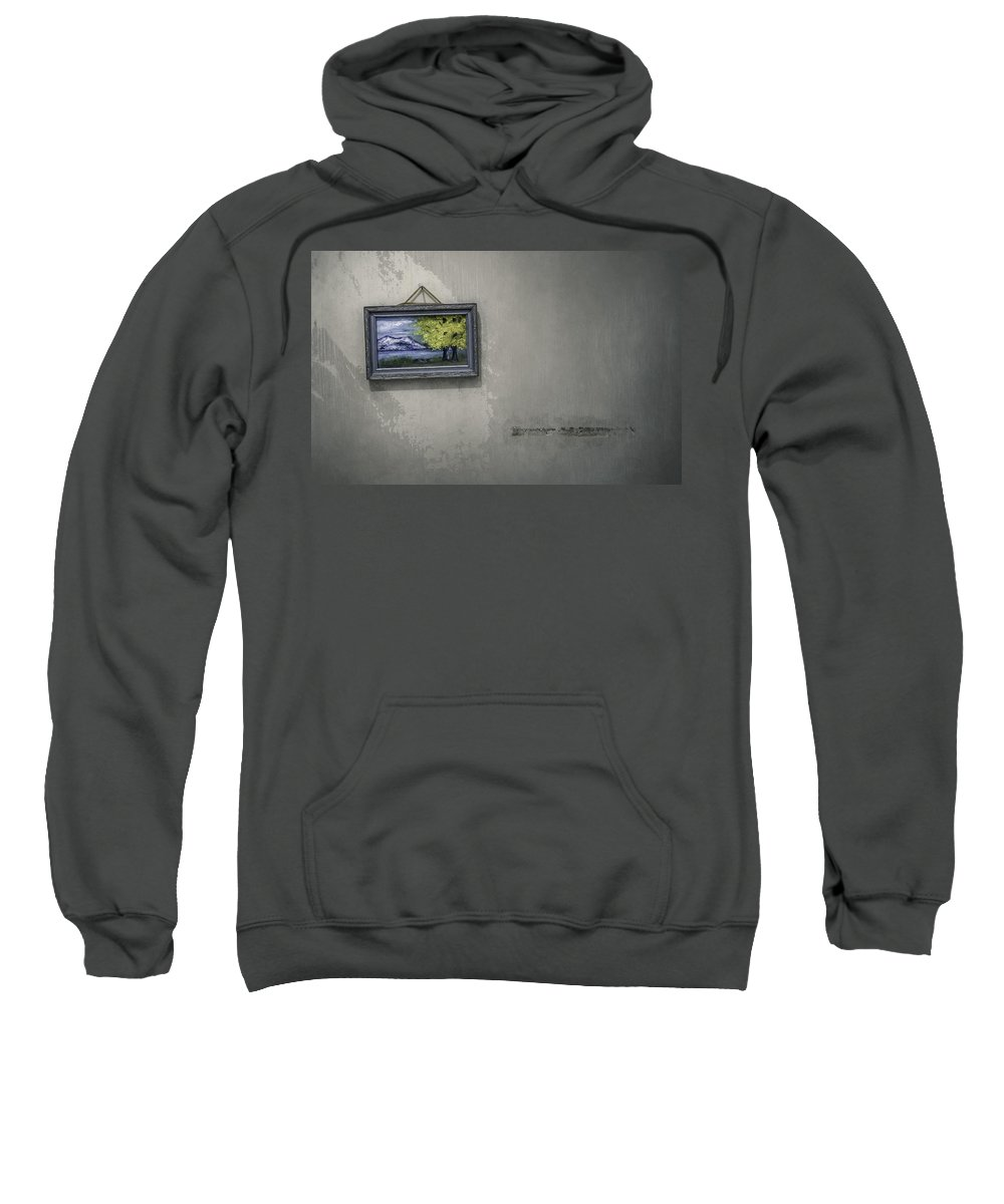 Picture Sweatshirt featuring the photograph Picture Of Hope by Scott Norris