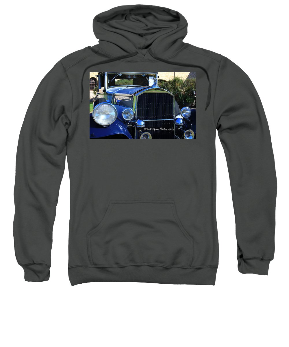 Pierce Arrow Sweatshirt featuring the photograph Pierce Arrow by Bill Ryan