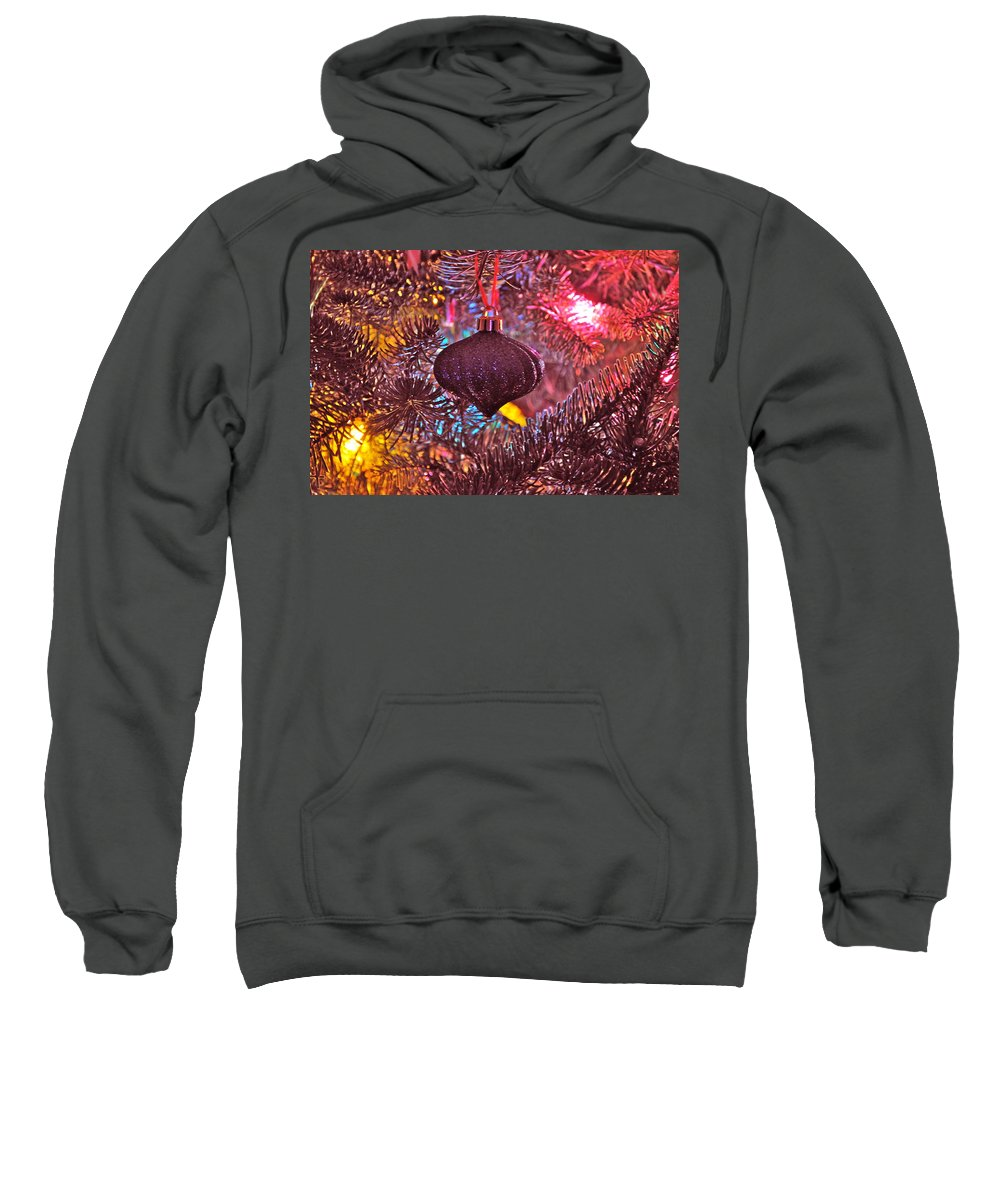 Ornament Sweatshirt featuring the photograph Pink Essence by Bridgette Gomes