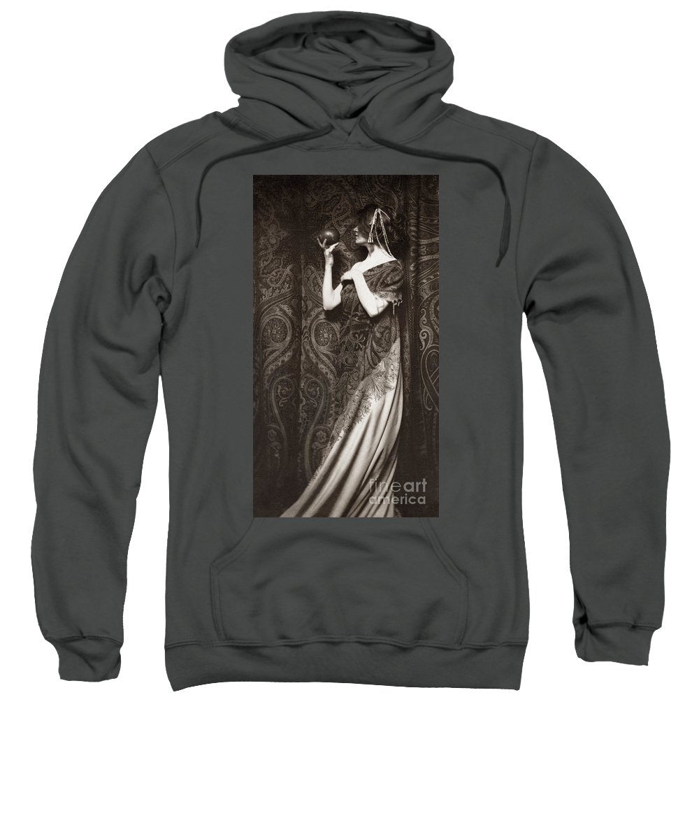 1890 Sweatshirt featuring the photograph Pomegranates by Granger