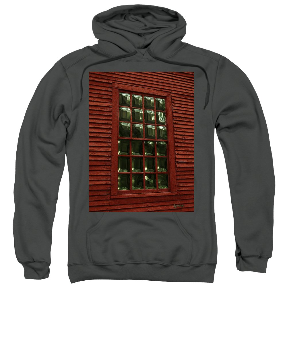 American History Sweatshirt featuring the digital art Portal To The Past by RC DeWinter