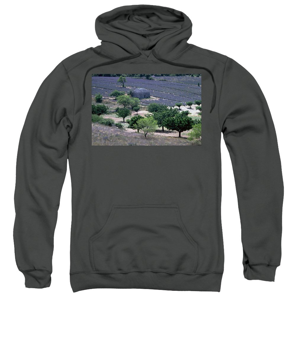 Provence Sweatshirt featuring the photograph Provence by Flavia Westerwelle