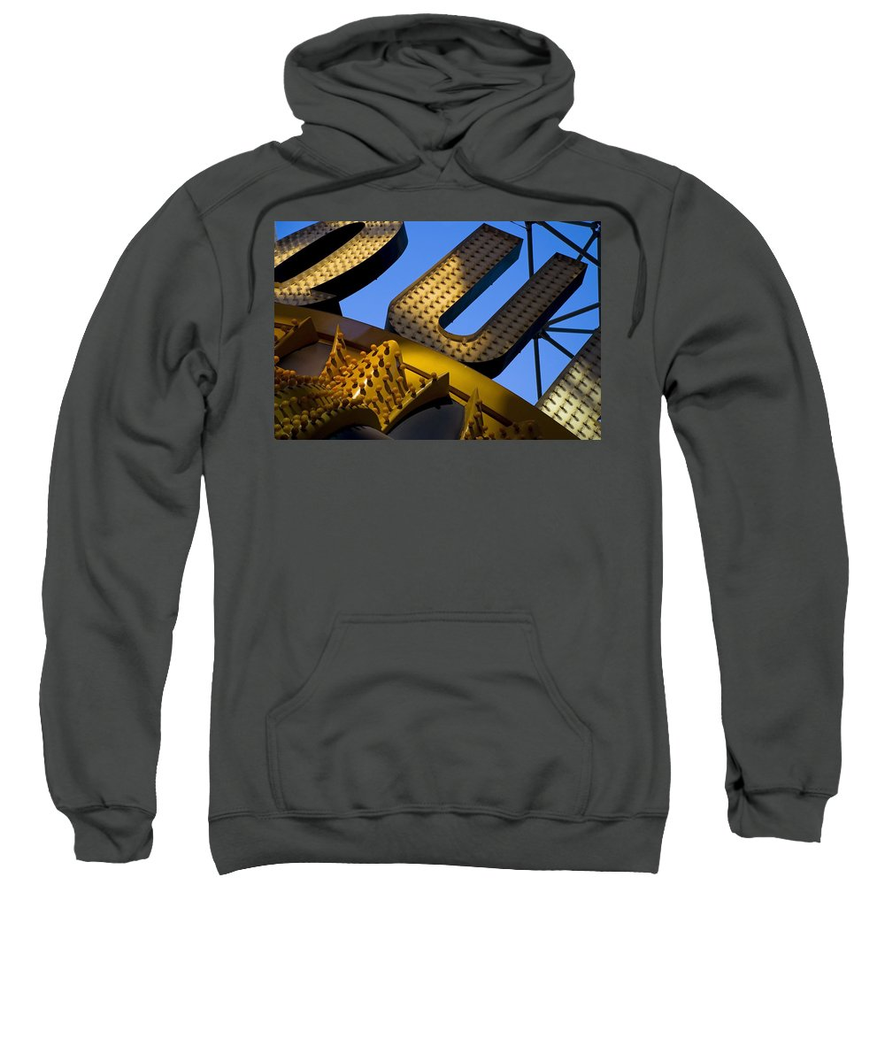 Architecture Sweatshirt featuring the photograph Queen Of Hearts by Skip Hunt
