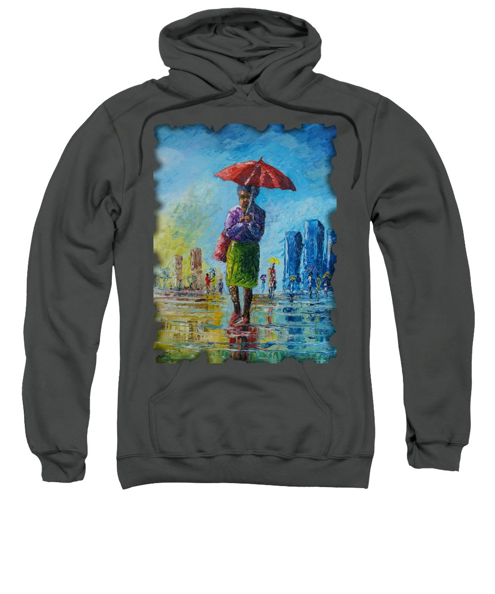 Wet Dream Hooded Sweatshirts T-Shirts