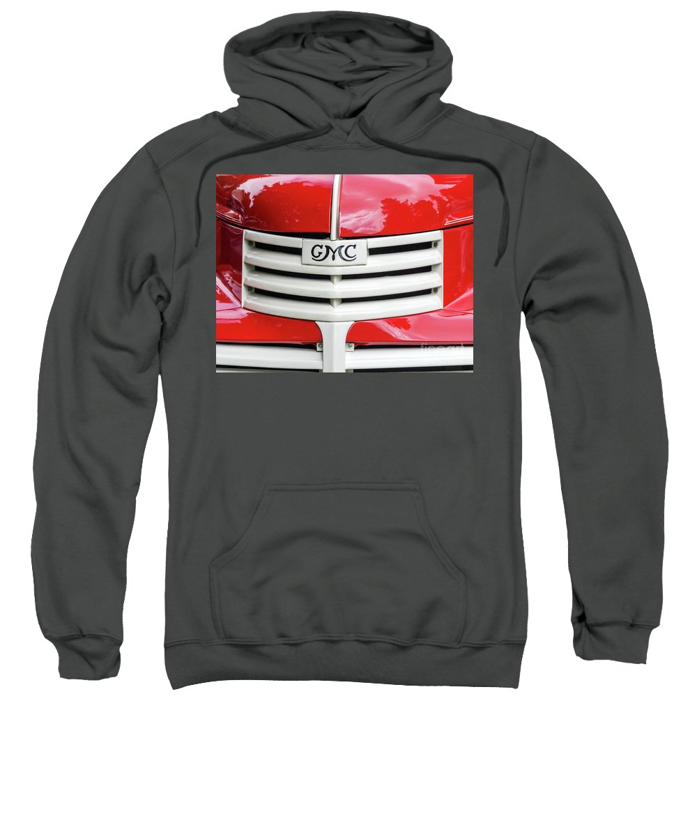 Classic Sweatshirt featuring the photograph Red Beauty by Bob Zuber