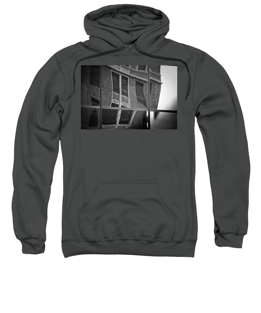 Sioux Falls Sweatshirt featuring the photograph Refections Of Nine IIi by Mike Oistad