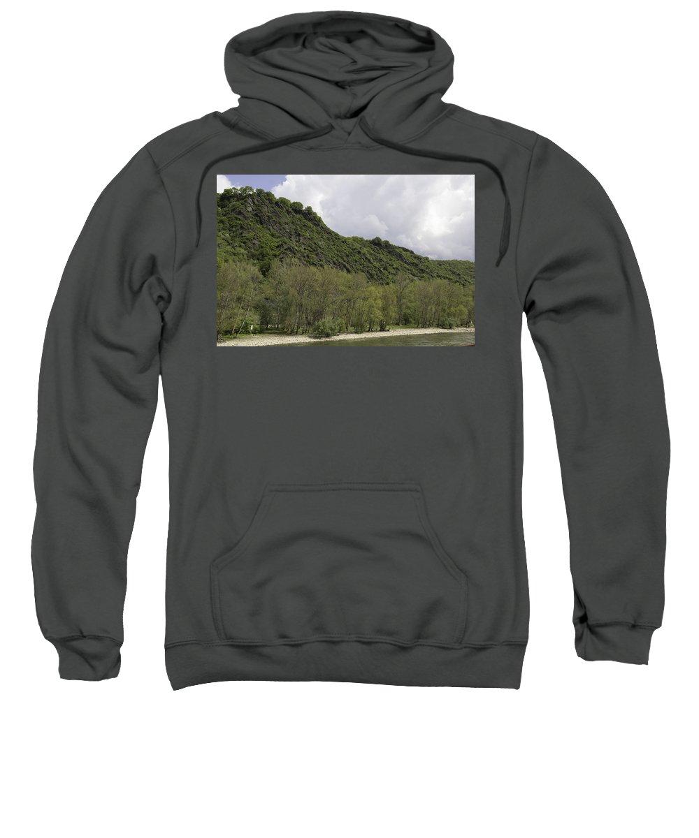 Rhenish Massif Sweatshirt featuring the photograph Rhenish Massif 03 by Teresa Mucha