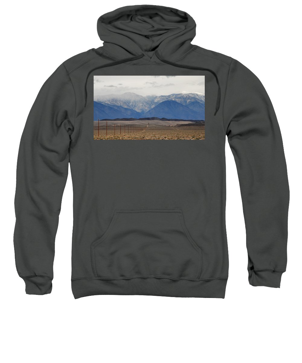 Road Trip Sweatshirt featuring the photograph Road Trip by Lusi Morhayim