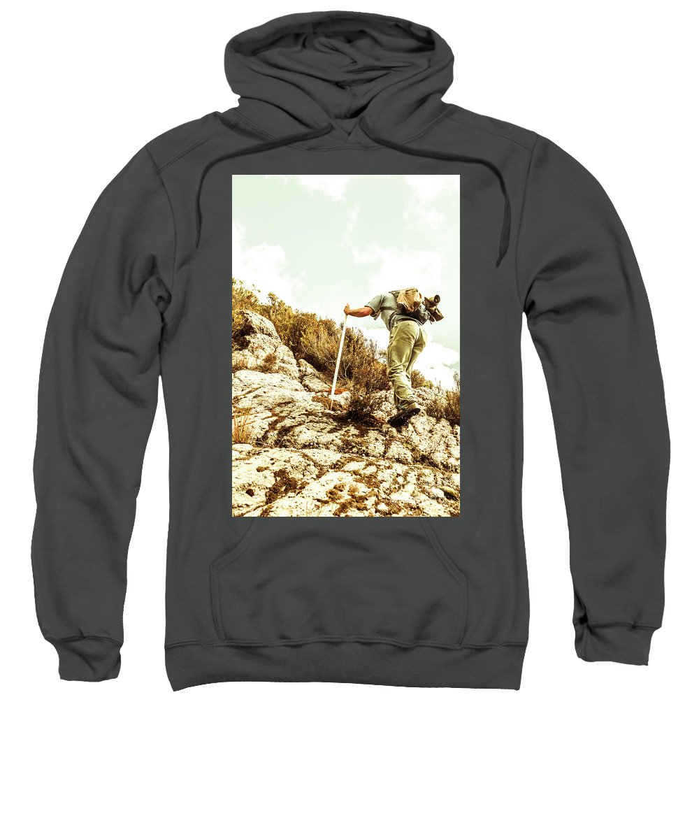 Hiking Path Sweatshirts
