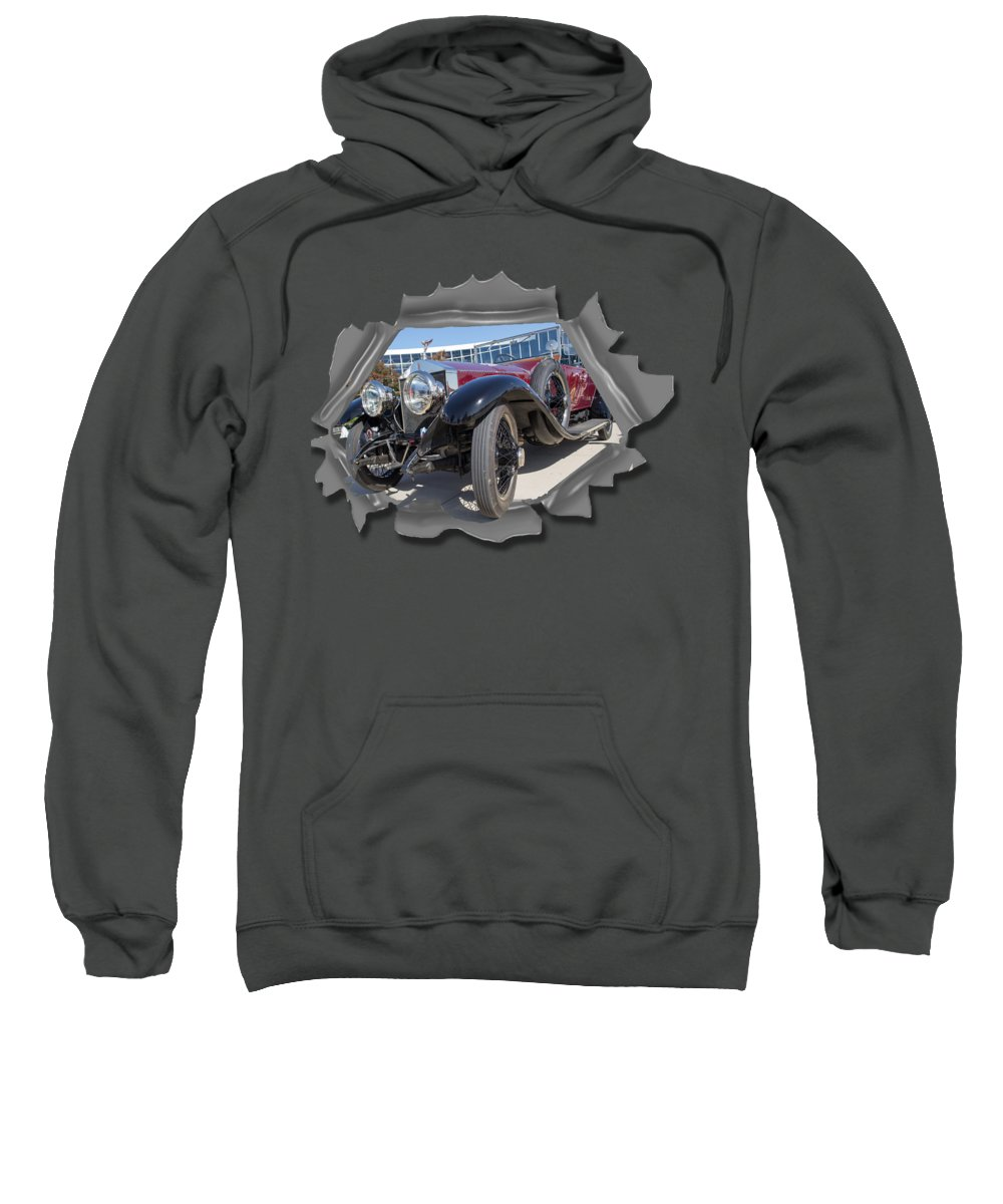 T Shirts Sweatshirt featuring the photograph Rolls Out T Shirt by Larry Bishop