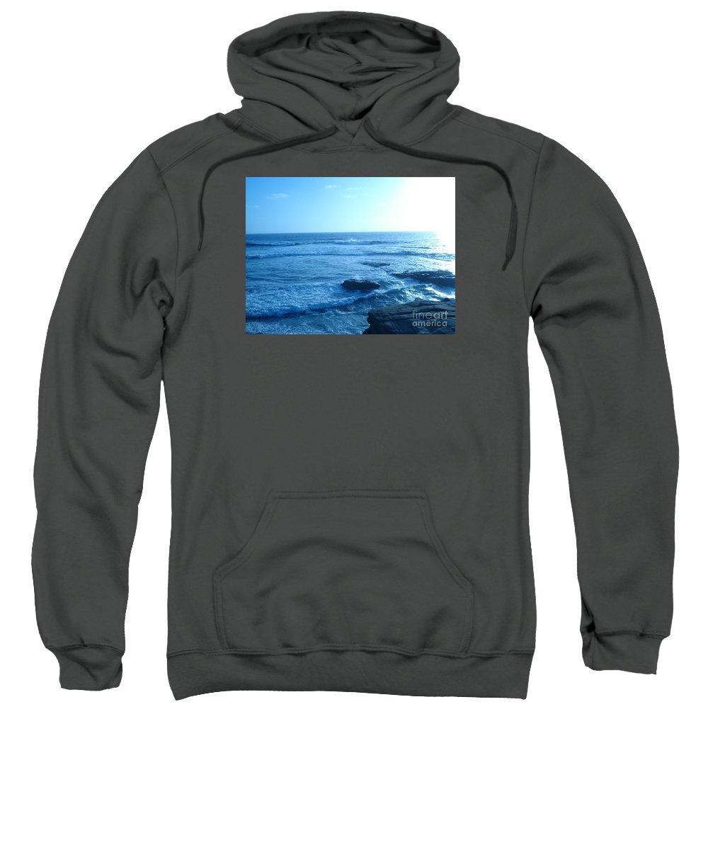 San Diego Sweatshirt featuring the photograph San Diego 8 by Madilyn Fox