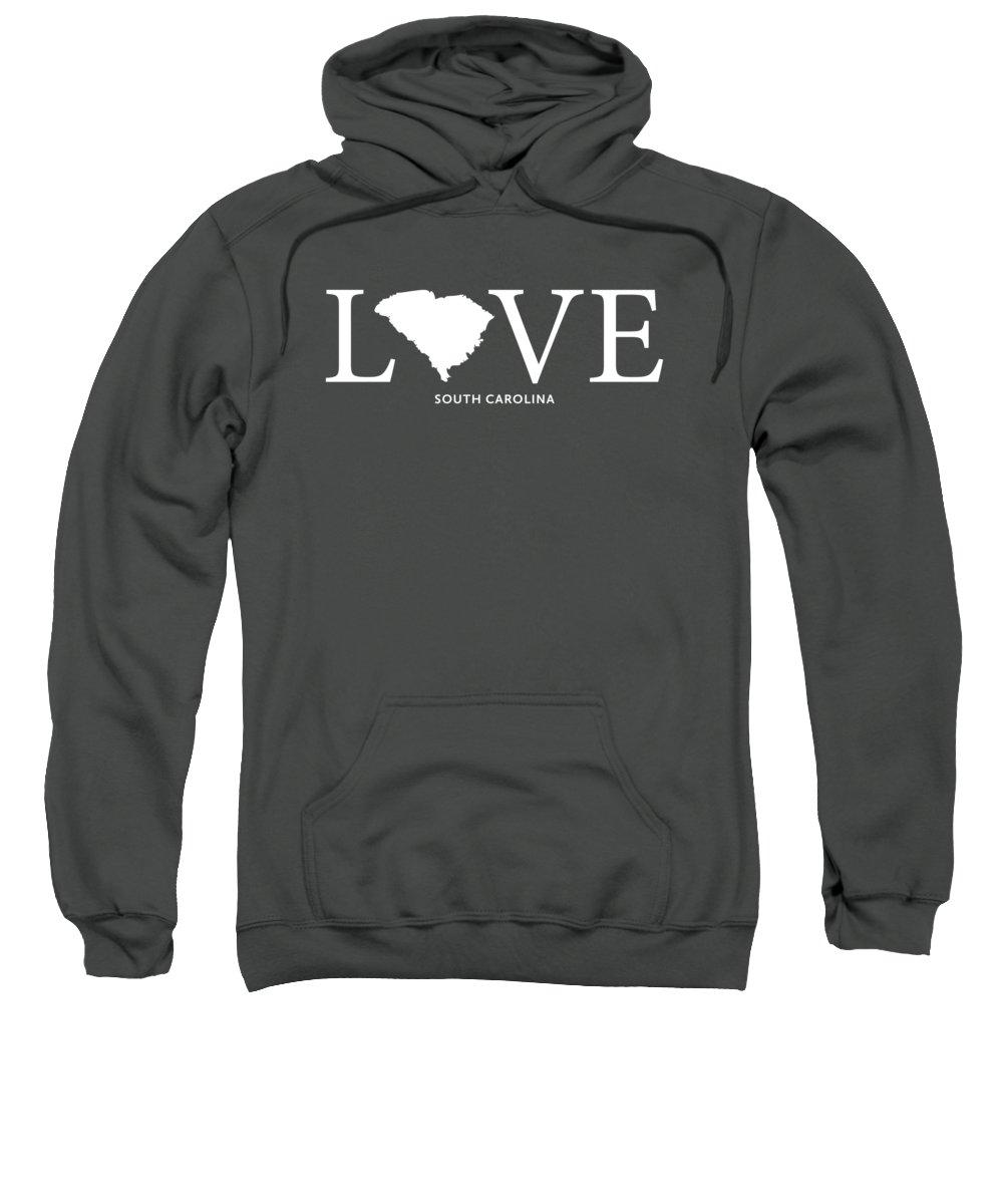 Clemson Mixed Media Hooded Sweatshirts T-Shirts