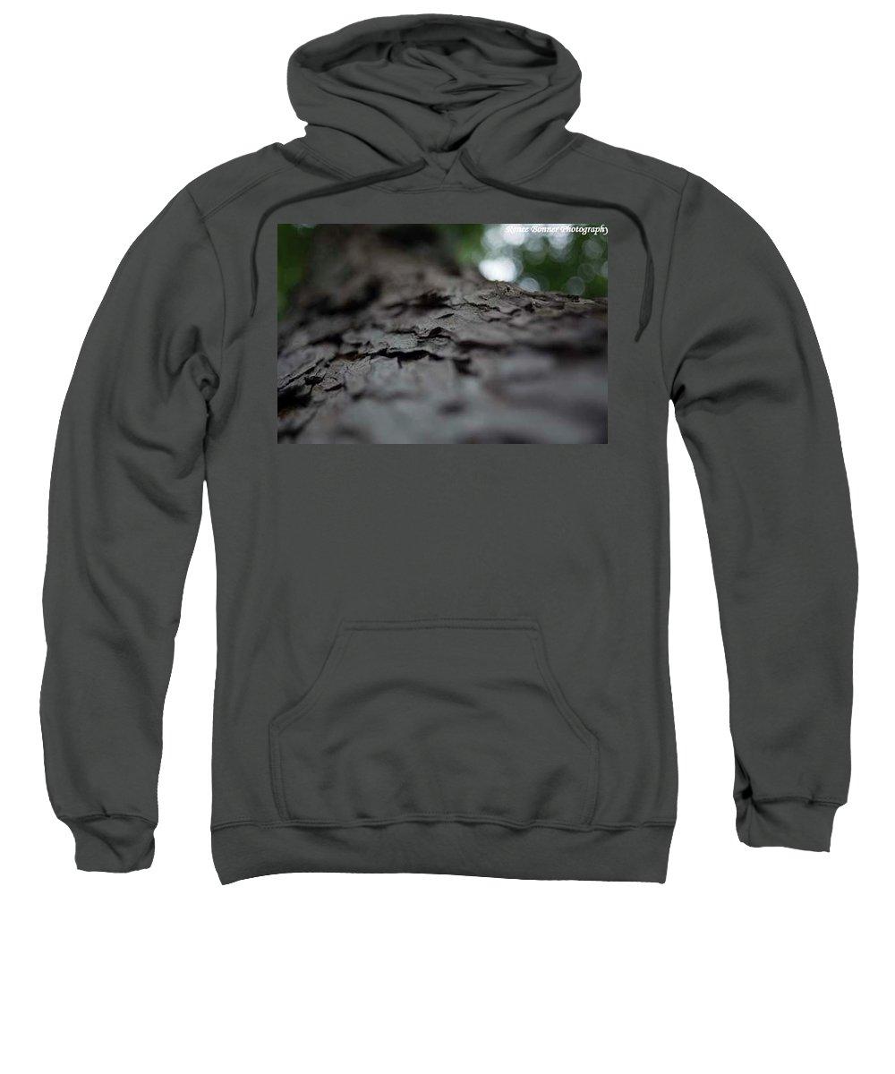 Bokeh Sweatshirt featuring the photograph Select Focus by Renee Bonner