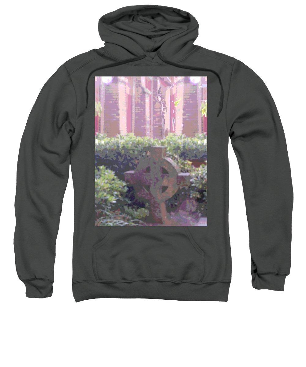 Church Sweatshirt featuring the photograph Seminal Moment by Tim Allen