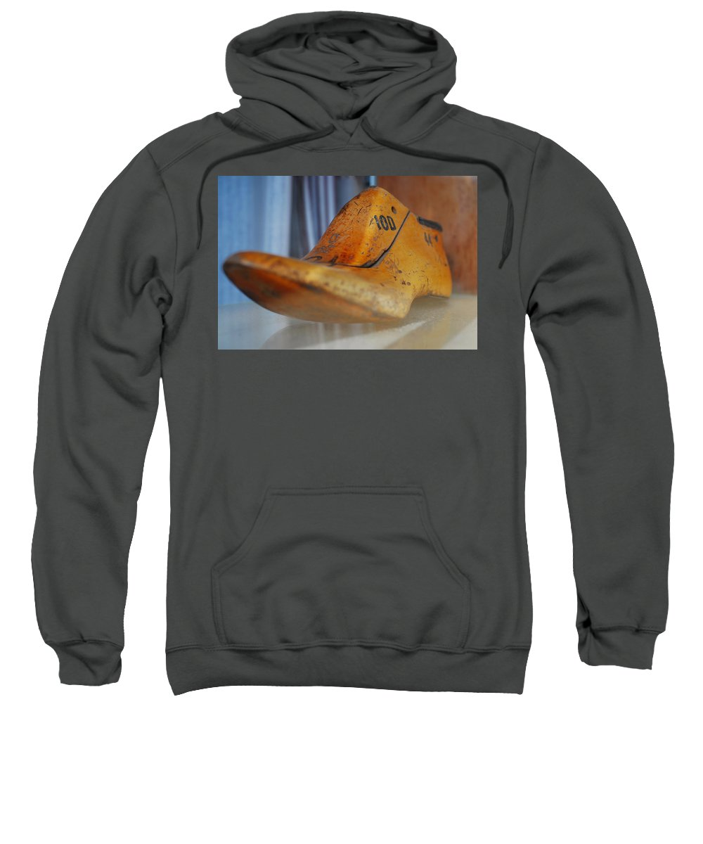 Wooden Sweatshirt featuring the photograph Shape Shifter by Skip Hunt