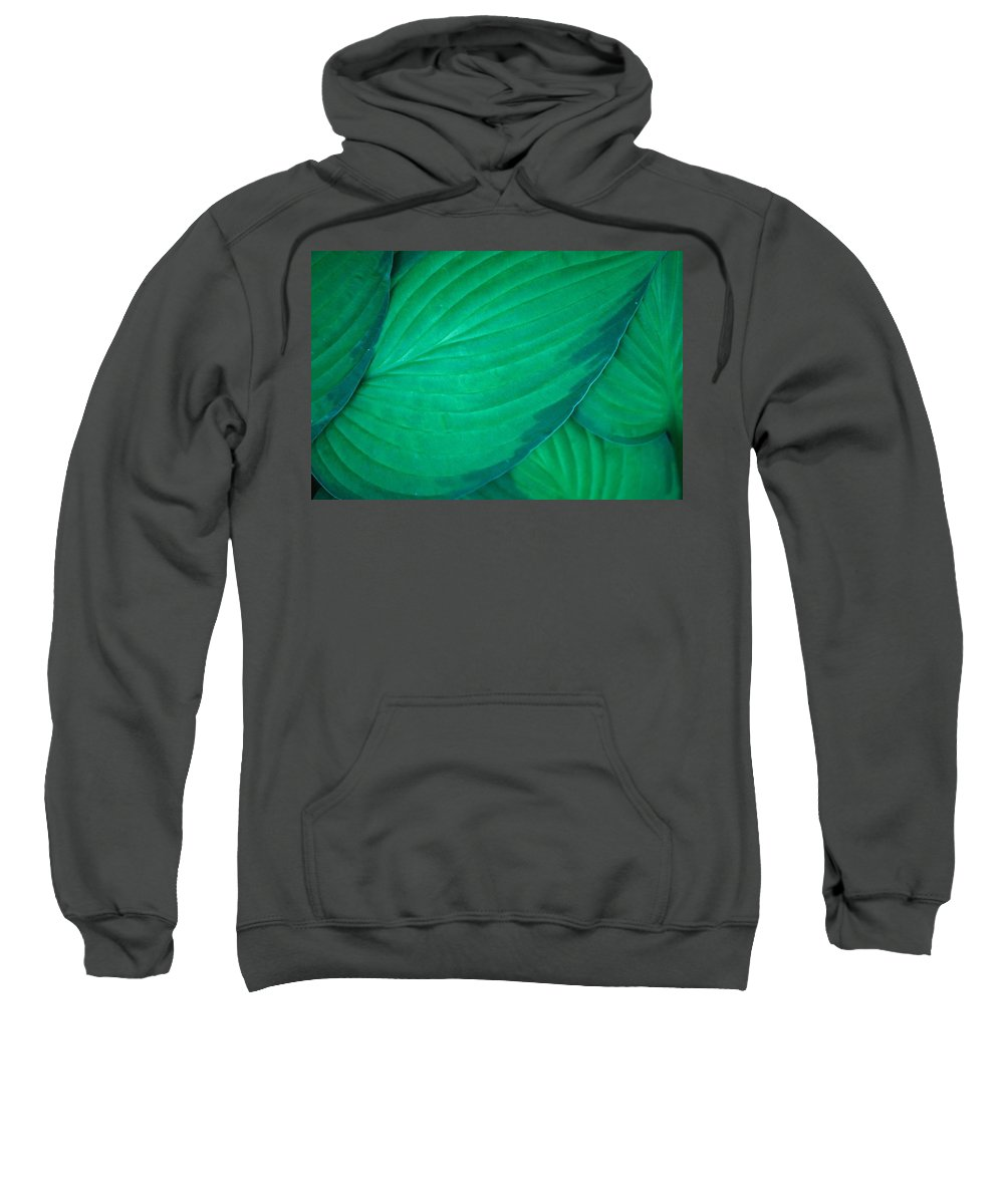 Hasta Sweatshirt featuring the photograph Simply Hasta by Laurie Paci