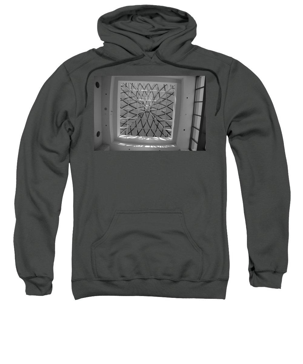 Sky Light Sweatshirt featuring the photograph Sky Light by Rob Hans