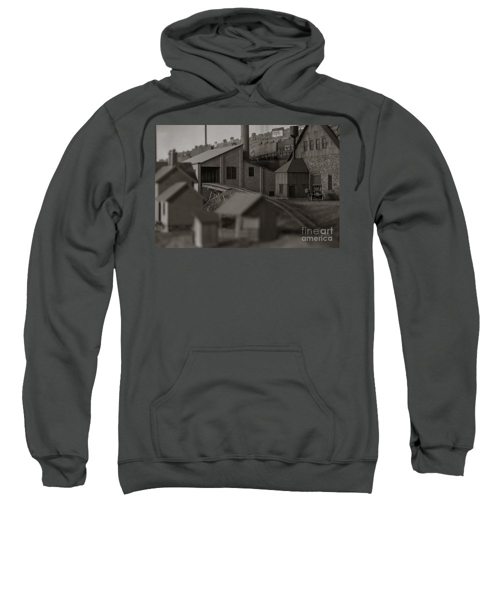 Living Sweatshirt featuring the photograph Small Living by Wesley Farnsworth