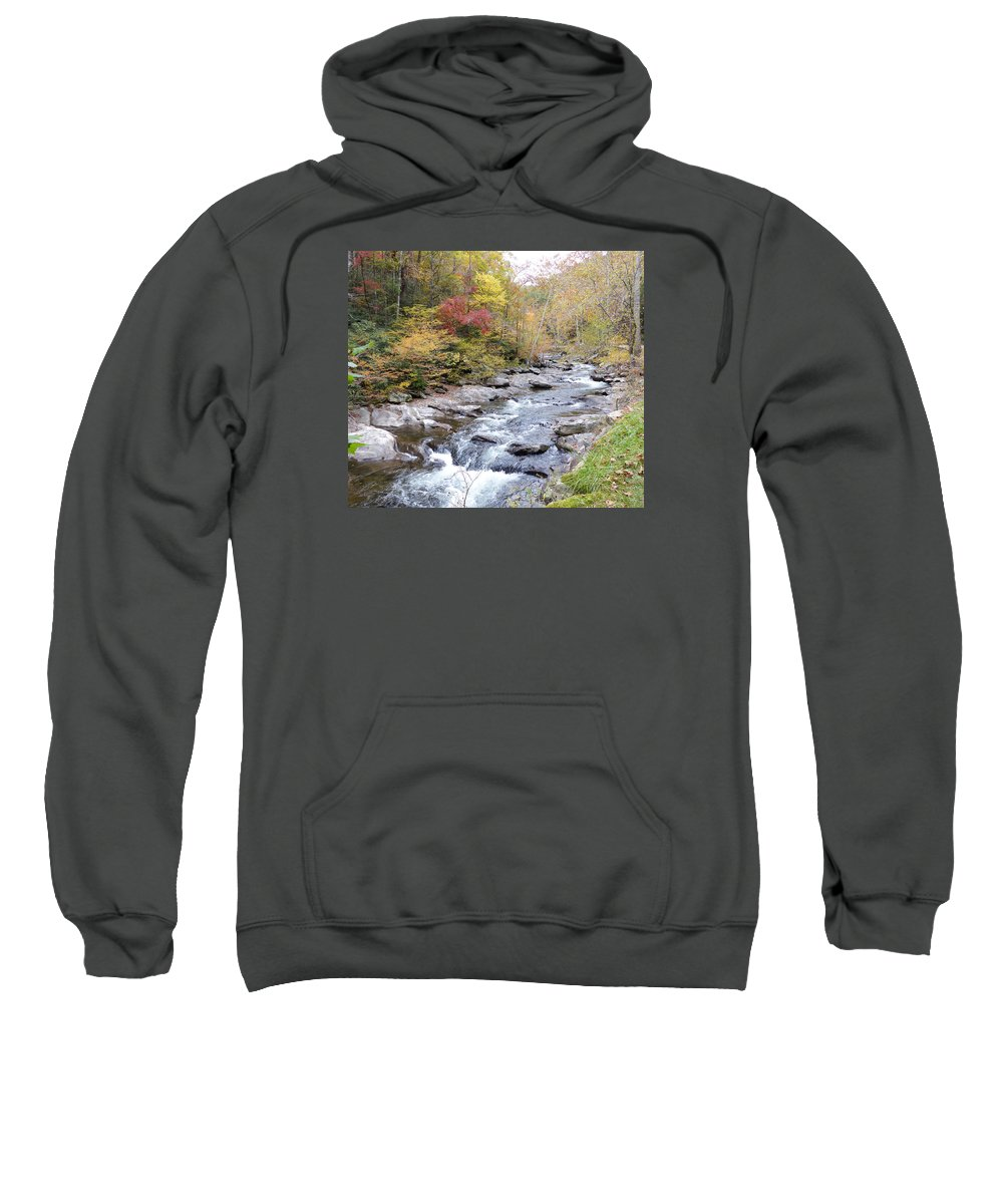Nature Sweatshirt featuring the photograph Smoky Mountains National Park 6 by Cindy McFadden