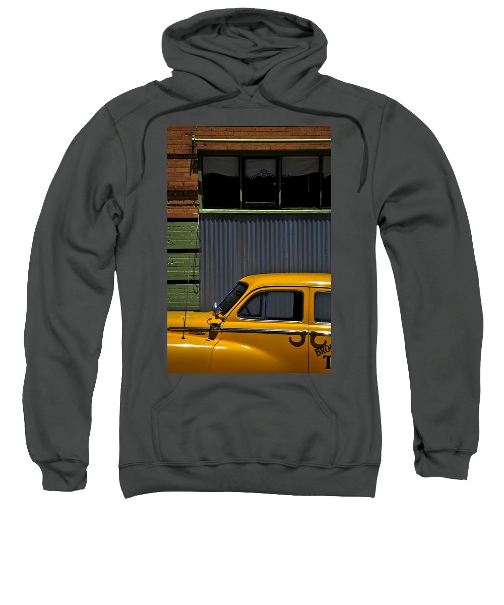 Smooth Operator Sweatshirt featuring the photograph Smooth Operator by Skip Hunt