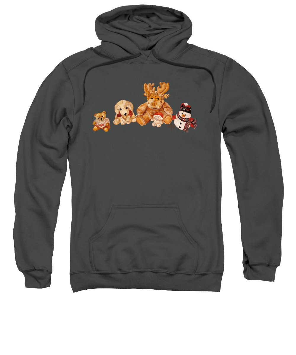 Claus Paintings Hooded Sweatshirts T-Shirts