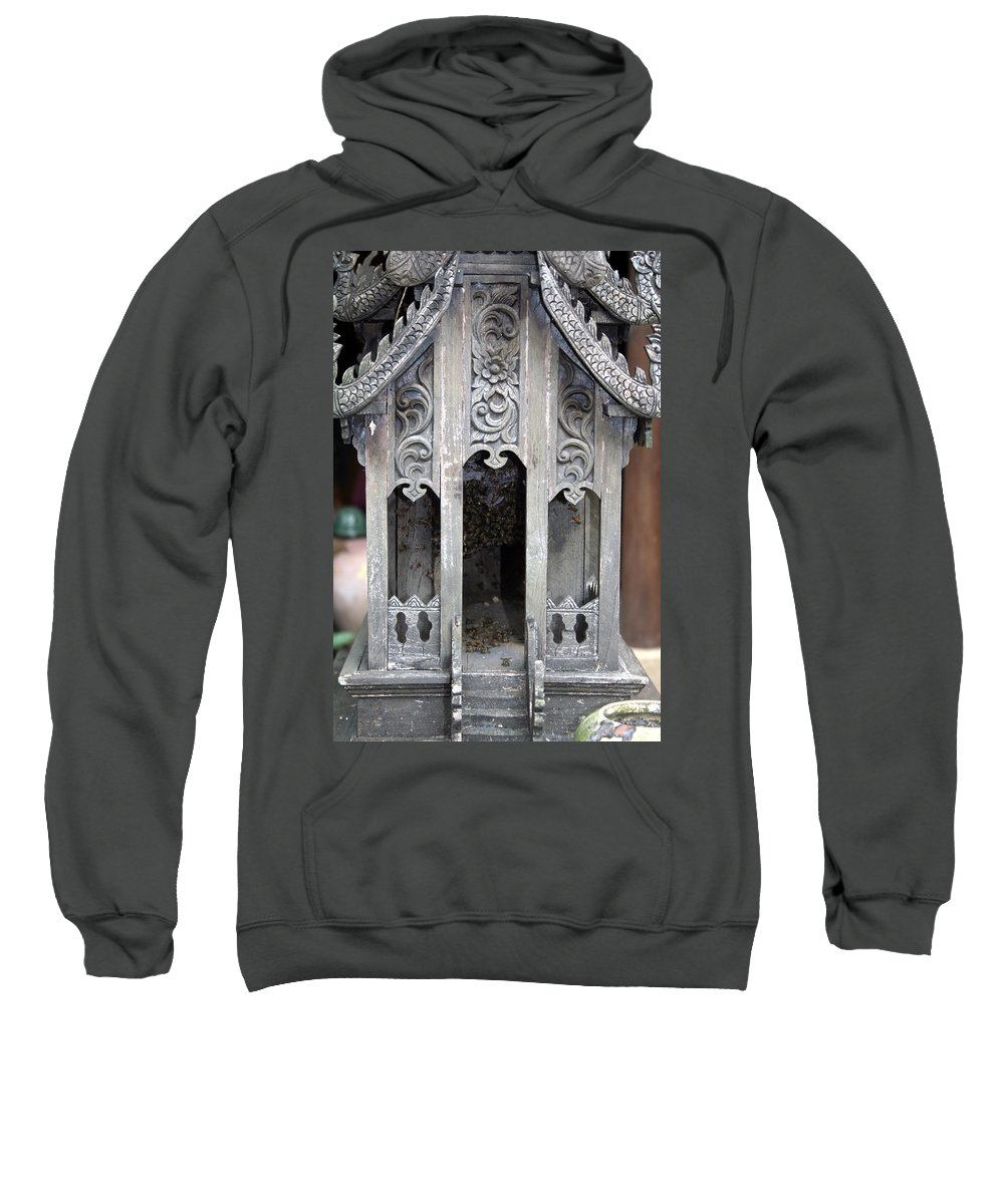 Spirit House Sweatshirt featuring the photograph Spirit Of The Bee by Lene Pieters
