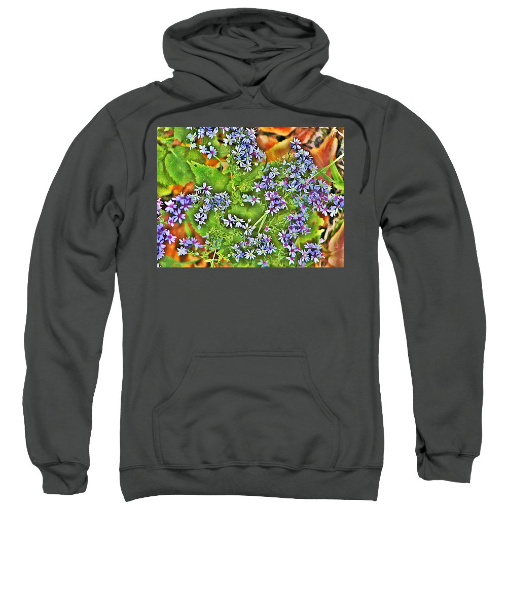 Flower Sweatshirt featuring the photograph Spring by Bill Cannon