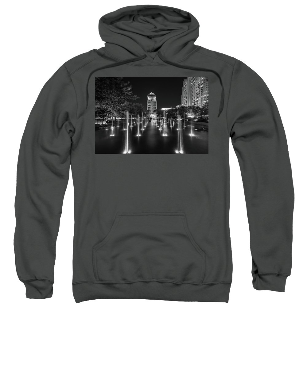 St. Louis Sweatshirt featuring the photograph St. Louis by Larry Mcmillian