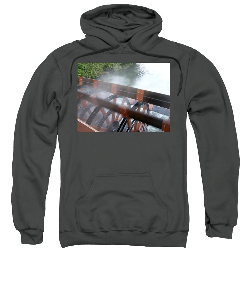 Steamboat Sweatshirt featuring the photograph Steamboat by Are Lund