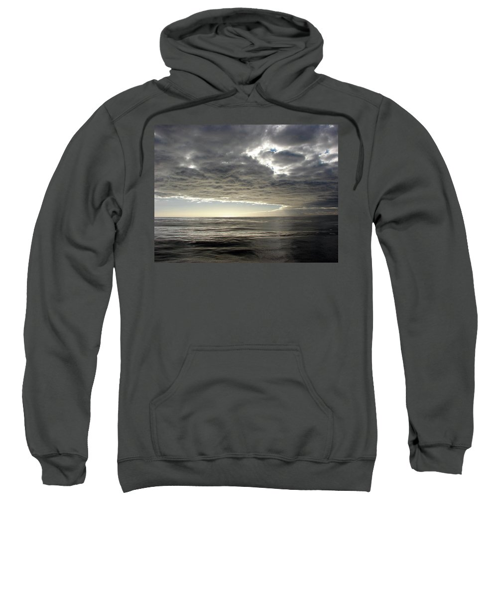 Straits Of Magellan Sweatshirt featuring the photograph Straits Of Magellan I by Brett Winn
