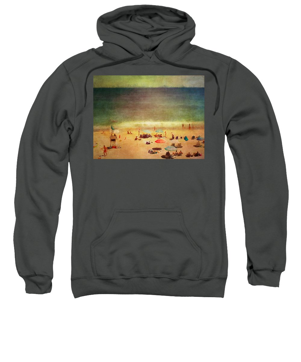 Beautiful Sweatshirt featuring the photograph Summer At The Cape Iv by Tina Baxter