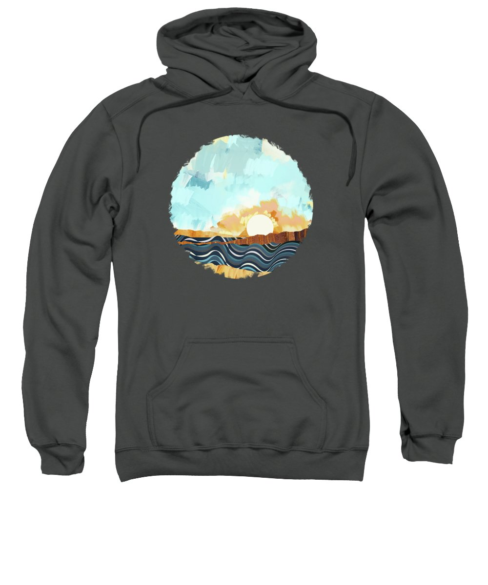 Beach Sunset Hooded Sweatshirts T-Shirts
