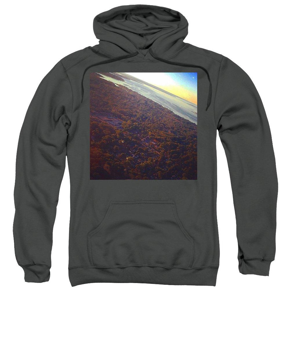Beautiful World Hooded Sweatshirts T-Shirts