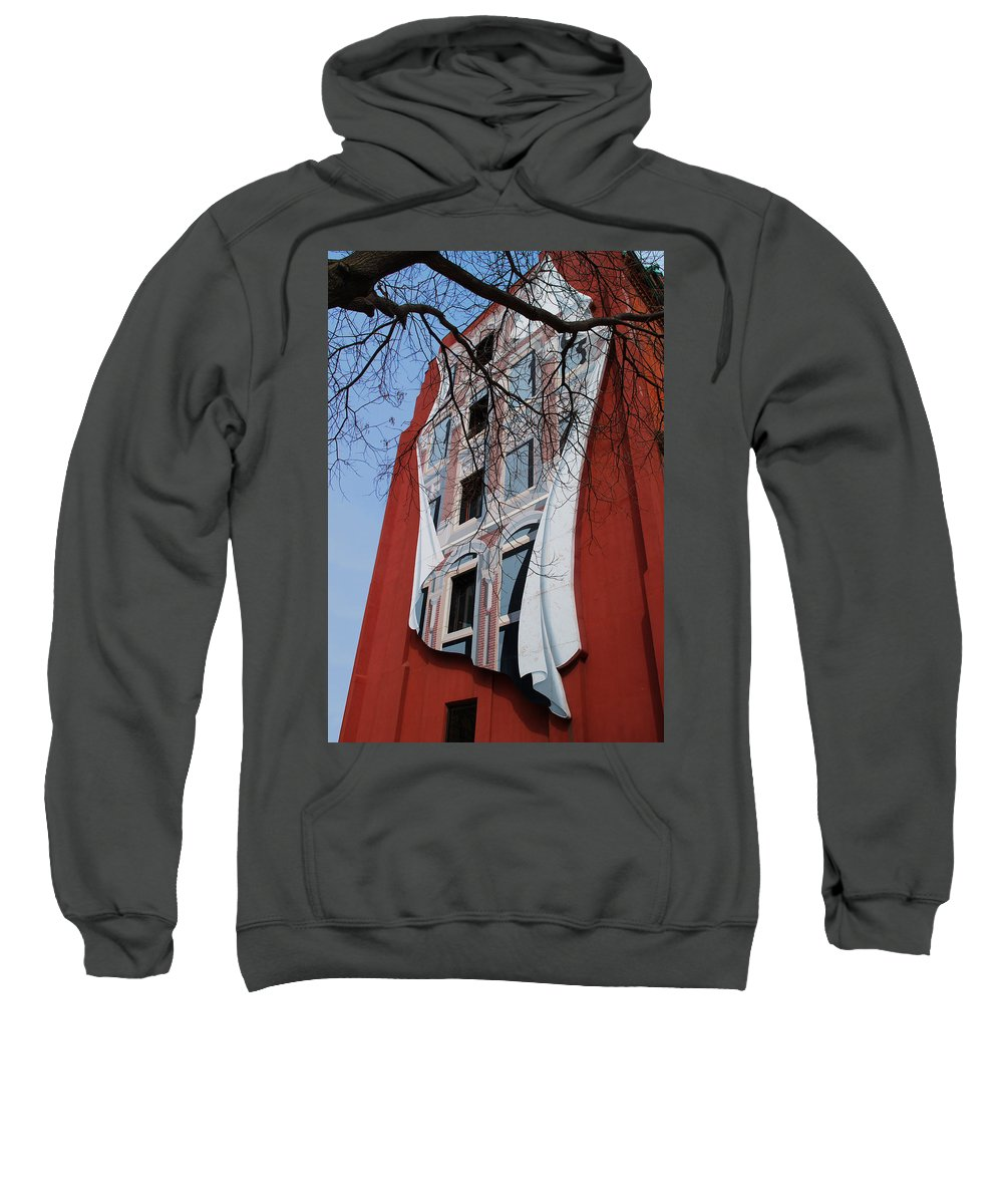 Photography Sweatshirt featuring the photograph Surreal by Paul Wear