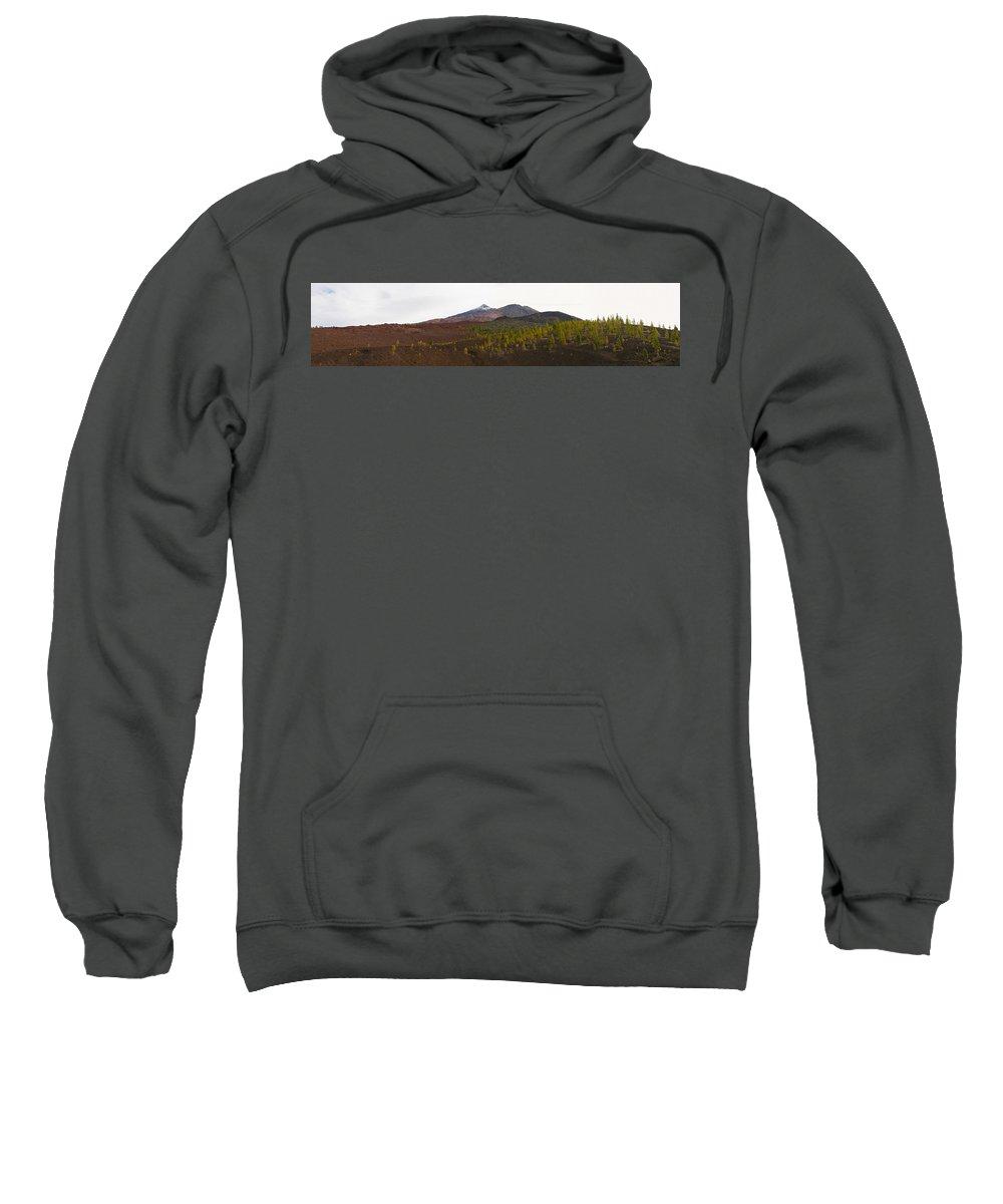 Landscape Sweatshirt featuring the photograph Teide Nr 12 by Jouko Lehto