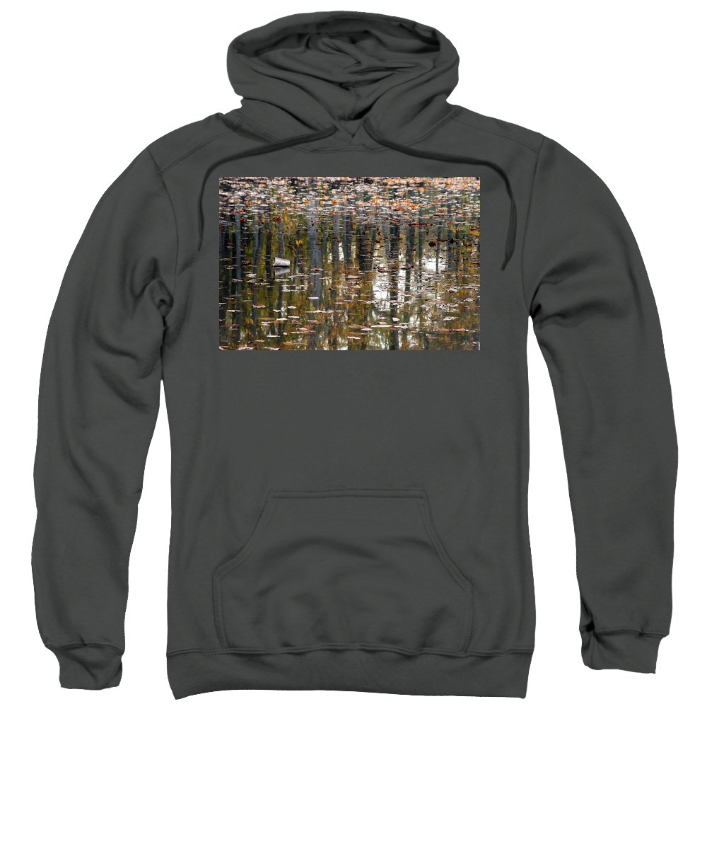 Cup Sweatshirt featuring the photograph The Cup by D'Arcy Evans