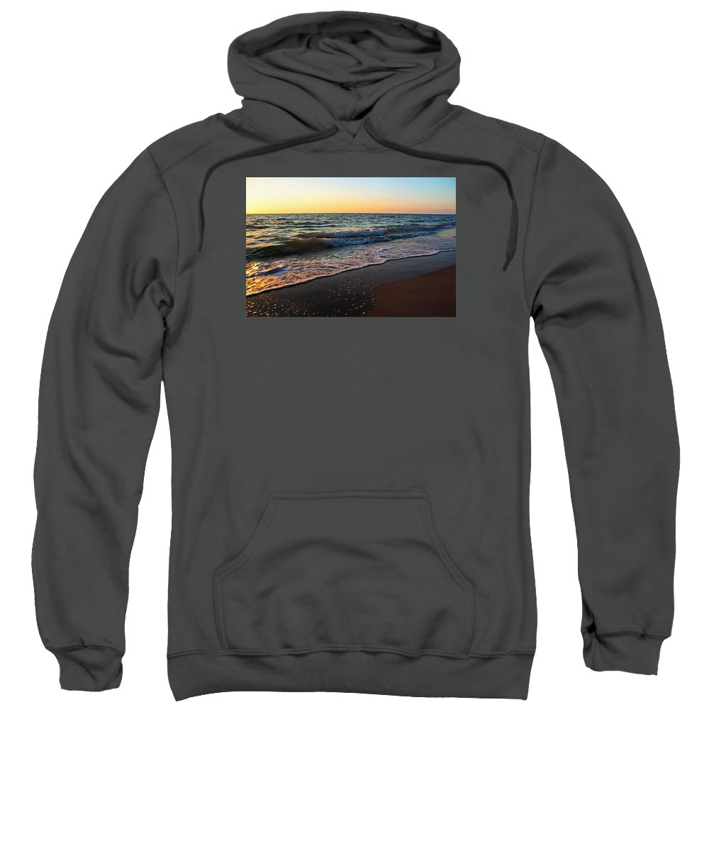 Gulf Of Mexico Sweatshirt featuring the photograph The Disappearance Of Responsibility by Michiale Schneider