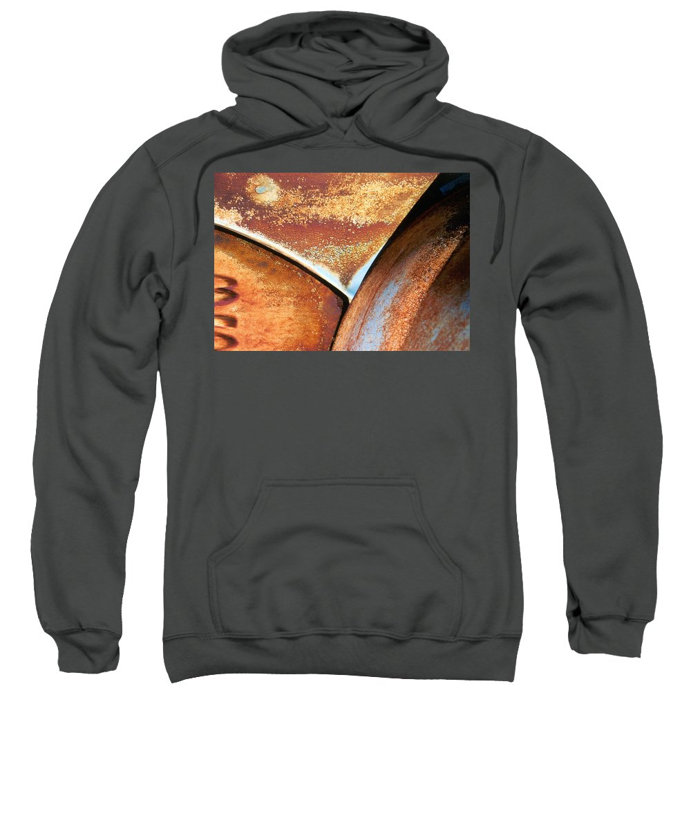 Abstract Sweatshirt featuring the photograph The Feminine Mystique by Steve Karol