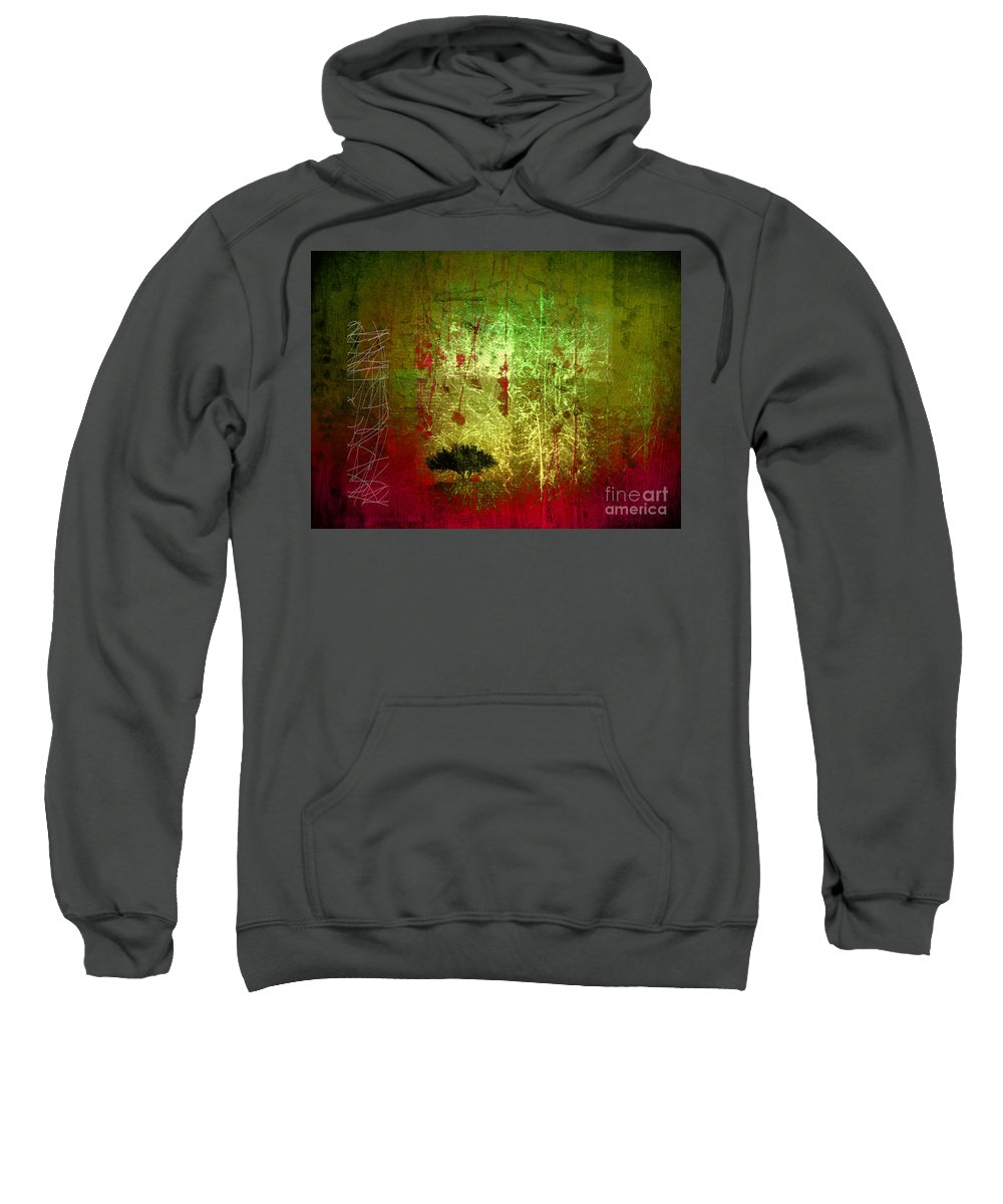 Tree Sweatshirt featuring the photograph The First Tree by Tara Turner